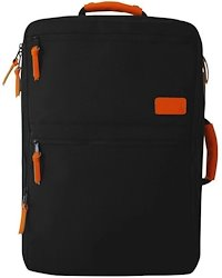 Front facing view of the A 35L Travel Backpack
