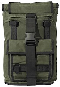 Front facing view of the R6 Arkiv Field Pack